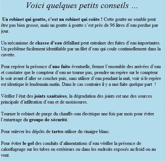 Conseils 4